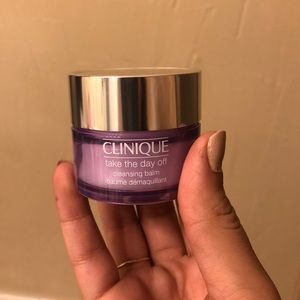 Brand new Clinique take the day off cleansing balm